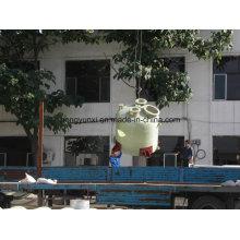 Réservoirs de PRF adaptés aux exigences de l'équipement