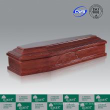 Estilo europeo fúnebre ataúd