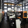 full automatic hydraulic pump injection molding machine