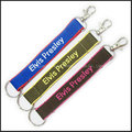Wholesale Small MOQ Fashion OEM Quality Short Lanyard Key Chain