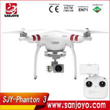 2016 New&Hot sel Original DJI Phantom 3 Standard Review FPV Drone With 12MP Camera Shoots 2.4K Video RC Quadcopter RTF for sale