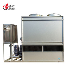 Ammonia evaporative condenser / water closed circuit cooling tower for industrial refrigeration
