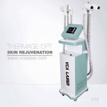 máquina de maquillaje permanente-- máquina de RF fractinoal