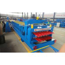 IBR Double Layer Iron Sheet Roofing Roll Forming Machine