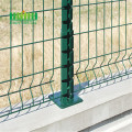 Triangle Bended Fence with Security Multifunctional