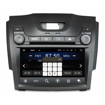 Car Audio Elektronik für Chevrolet S10 2013 D-MAX