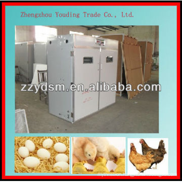 5280 chicken egg incubator for hatching (middle capacity )