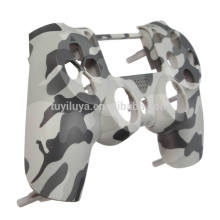 Replacement Matte Camouflage Skin Case Front Cover For PS4 Controller Case Shell Protective Cover For PlayStation 4 Controller