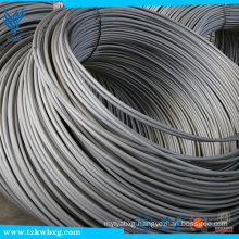 304 stainless steel wire rod can be welded professional manufacturer