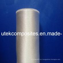 Más de 96% de dióxido de silicio 1100gsm alta tela de fibra de vidrio de sílice (BMT1100)
