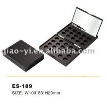 ES-189 Lidschattenkoffer mit Spiegel