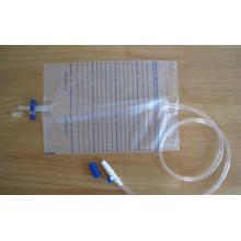 Совместимый с CE / ISO одноразовый мешок для мочи
