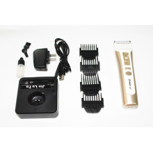 Venda quente cabelo Clipper elétrico corte Trimmer aparador de cabelo