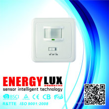 Es-P09b Three Line Wall Mount Hidden Switch PIR Motion Sensor