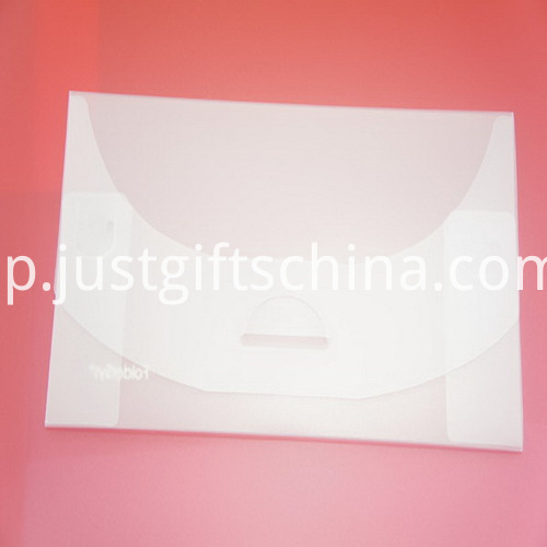 Promotional PP Document Folder