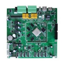 H.264 Standalone Dvr Or Nvr Pcb Boards Smart Video Detection