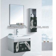 Special design Black Bathroom Cabinet 2015 Promotion Low Price Bathroom Cabinet