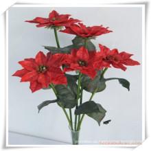 Chrystmas Blumen-Simulations-Blumen für Förderung