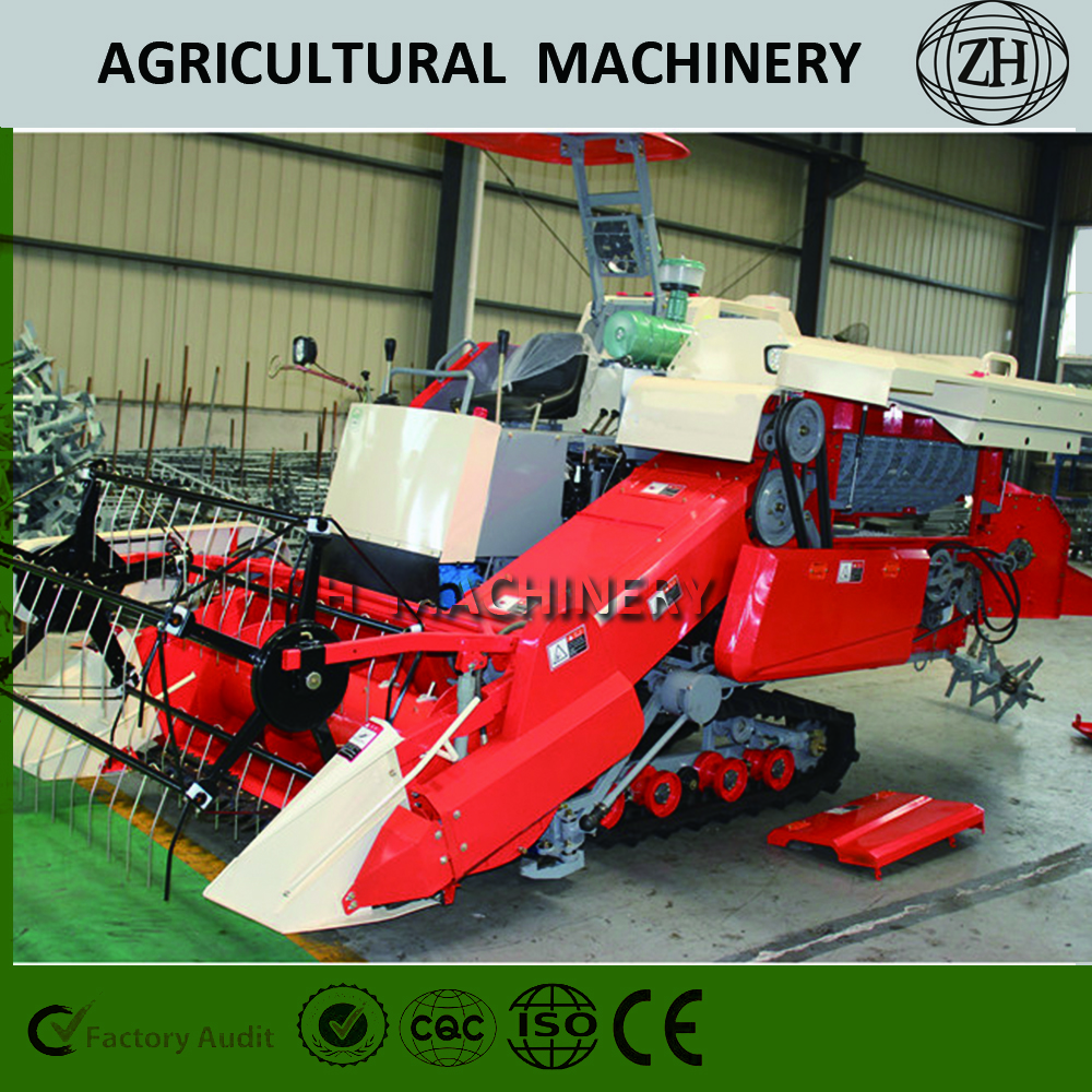 Good Price Machinery of Agriculture Combine Harvester