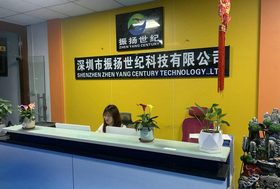 1000W LED Grow Light Office
