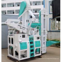 kleine Reisfabrik Pflanze 15 Tonnen pro Tag Mini Reismühle
