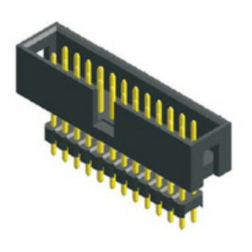 2.54mm Box Header Voeg behuizingsconnector toe