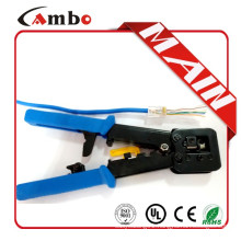 Made In China Lowest Price Easy Handling RJ45 & RJ11 crimping tool ez
