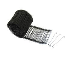 Factory price Loop tie wire pvc or black Double Loop Tie Wire for Binding