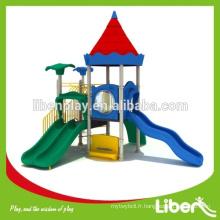 Équipement de jeu extérieur Wenzhou pour enfants avec GS approuvé
