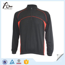 Plain Young Men Long Sleeve Cycling Wear