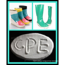 Rubber additives CPE135B for rubber boot