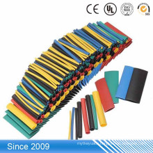 2:1 Colorful PE Heat Shrink Sleeve for Pipe Cable Marker Tube Wrap
