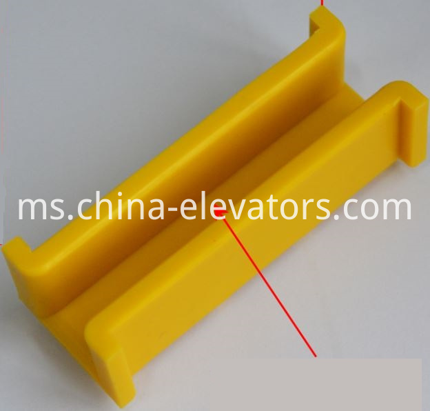 Counterweight Guide Shoe Liner for OTIS MRL Elevators