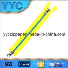 3# Color Plastic Zipper Double Way Zipper Yyc Zipper
