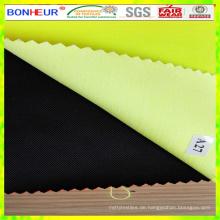 Hochsichtbares elastisches Polyester-Baumwollgewebe