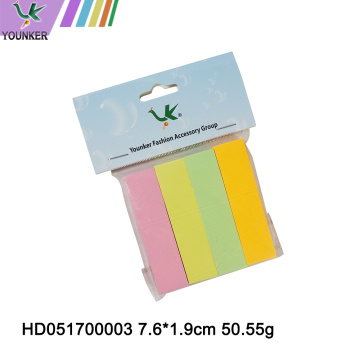 Paper Colorful Seenote Sticky Notes Fun Bookmark