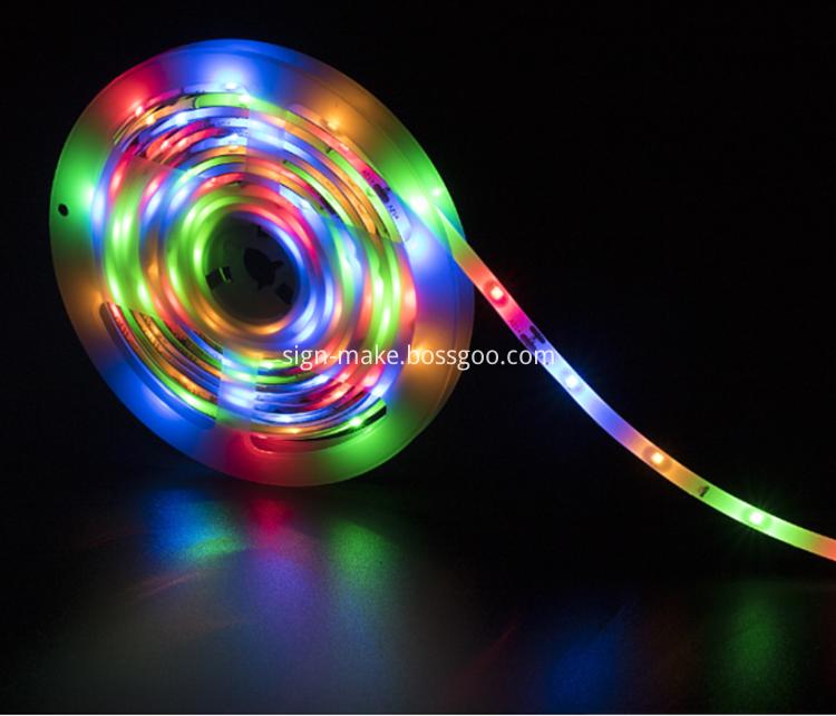 Color Changing Led Strip