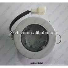 Diversas clases de luces de alta calidad, lámpara de niebla para el autobús de Yutong