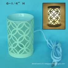 Electric Metal Fragrance Warmer -15ce00897