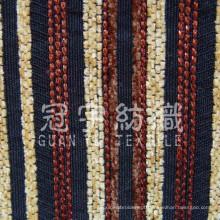 Tira de poliéster de chenille e tecido acrílico para decoração de casa