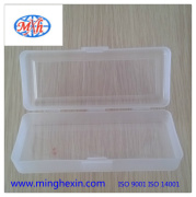 Transparent Square Plastic Case with ISO SGS