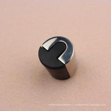 Porte de butoir de style en acier inoxydable de haute qualité avec caoutchouc