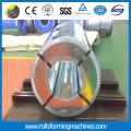 Verzinkte Stahlrolle & Blatt