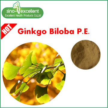 Extrait de ginkgo biloba hydrosoluble 24/6, acide <5PPM