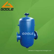 Séparateur d'eau de type de déflecteur (GAS7)