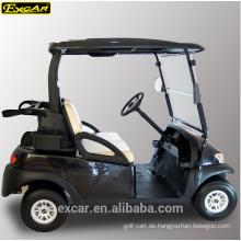 CE 2-Sitzer elektrischer Golfwagen EXCAR