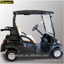 CE 2 seat electric golf cart EXCAR