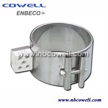 Electric Mica calentador de banda para la maquinaria de plástico
