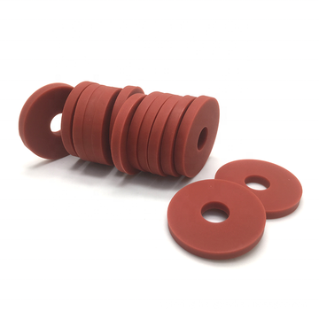 round silicone flat washer o-ring rubber gasket washers