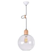 Lampes suspendues simples pour projecteur de salle à manger